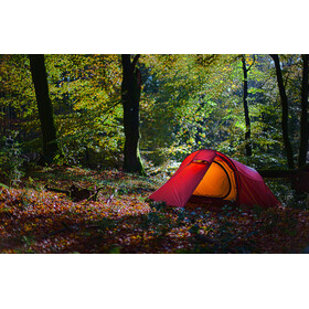 Nordisk Halland 2 Light Weight Tent SI burnt red